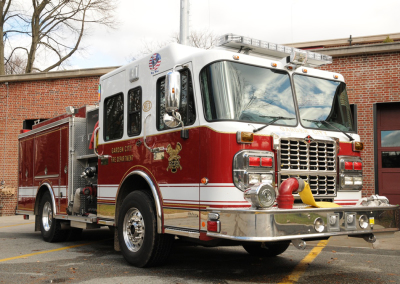 GCFD Fire Truck
